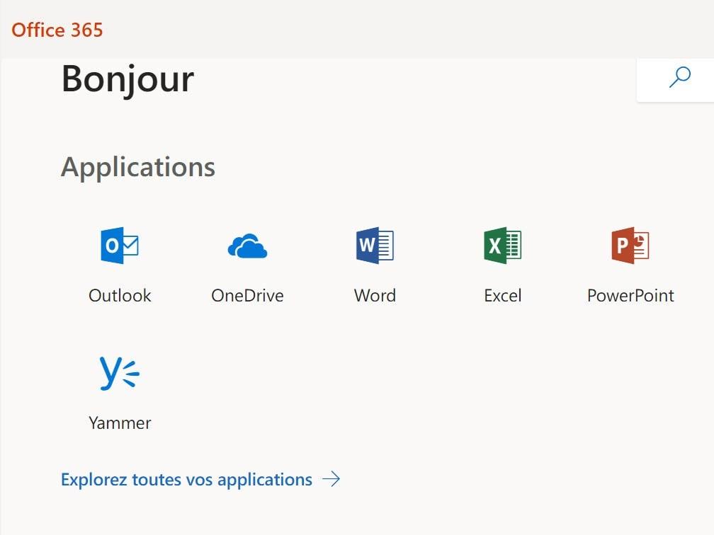 Microsoft Office pourrait collecter des données