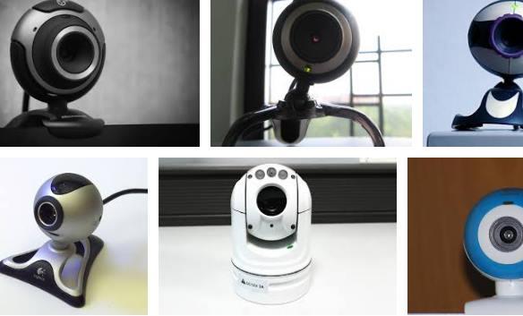 Logiciel pour webcam