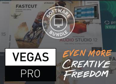 Bon plan : Obtenez Vegas Pro 15 Edit à prix mini sur Humble Bundle !