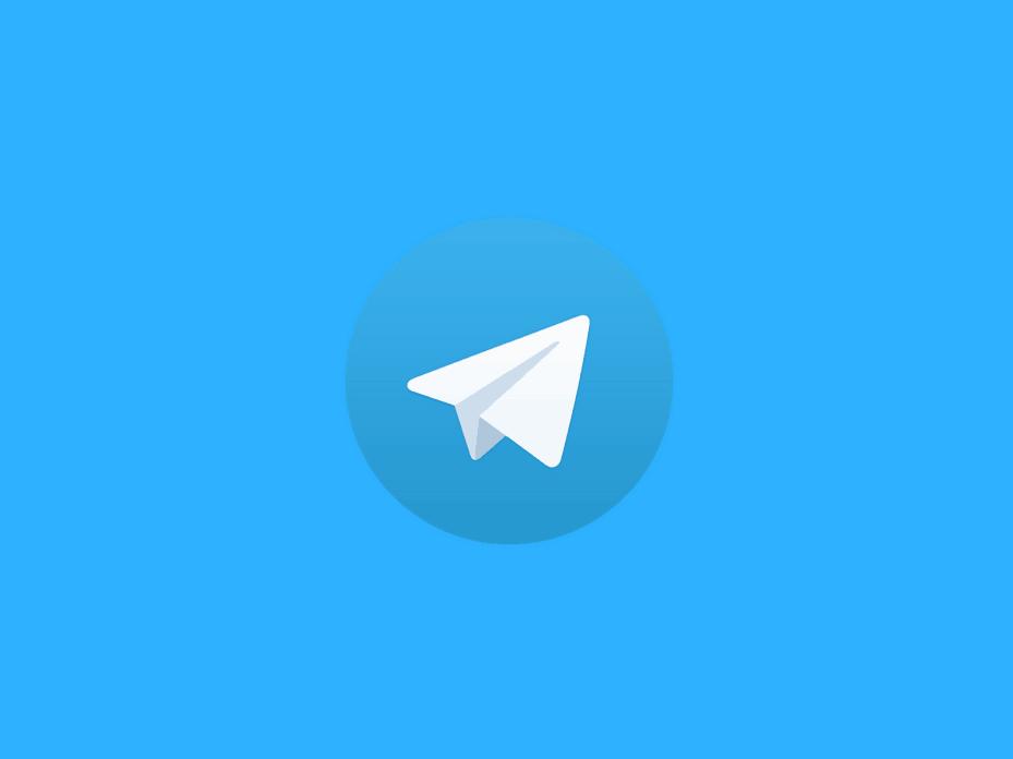 Telegram : encore une faille dans l'application de tchat préférée du Président