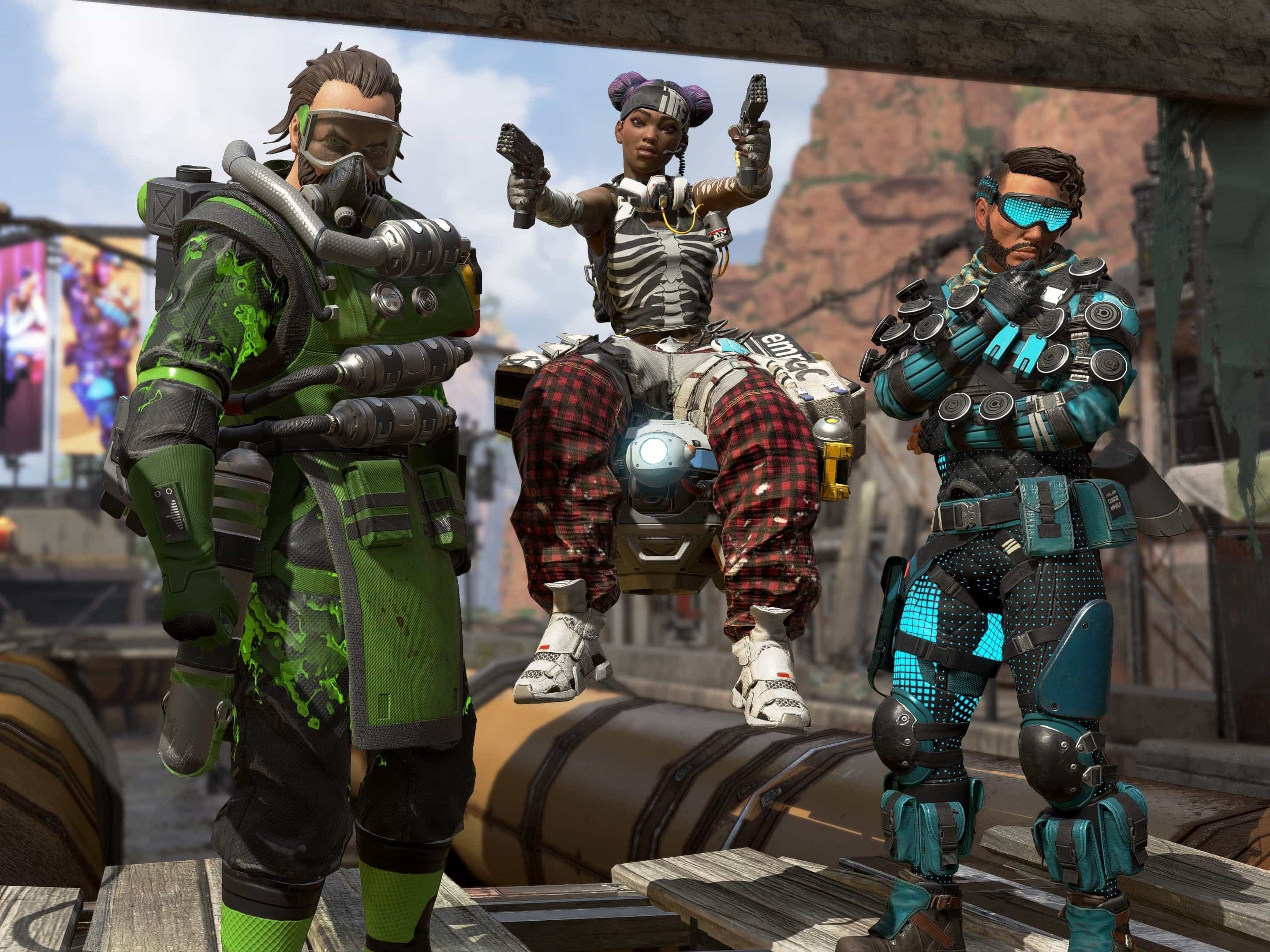 Apex Legends : une version mobile du Fortnite d'Electronic Arts est prévue