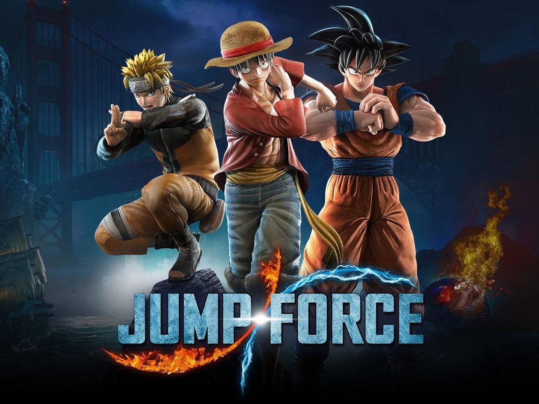 Jump Force piraté avant sa sortie ?