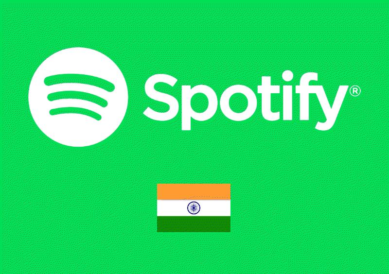 Spotify est désormais disponible en Inde