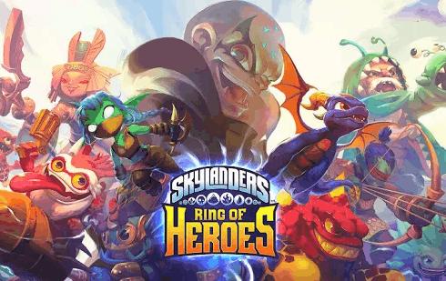 Jouer à Skylanders Ring of Heroes sur PC ou MAC c'est possible