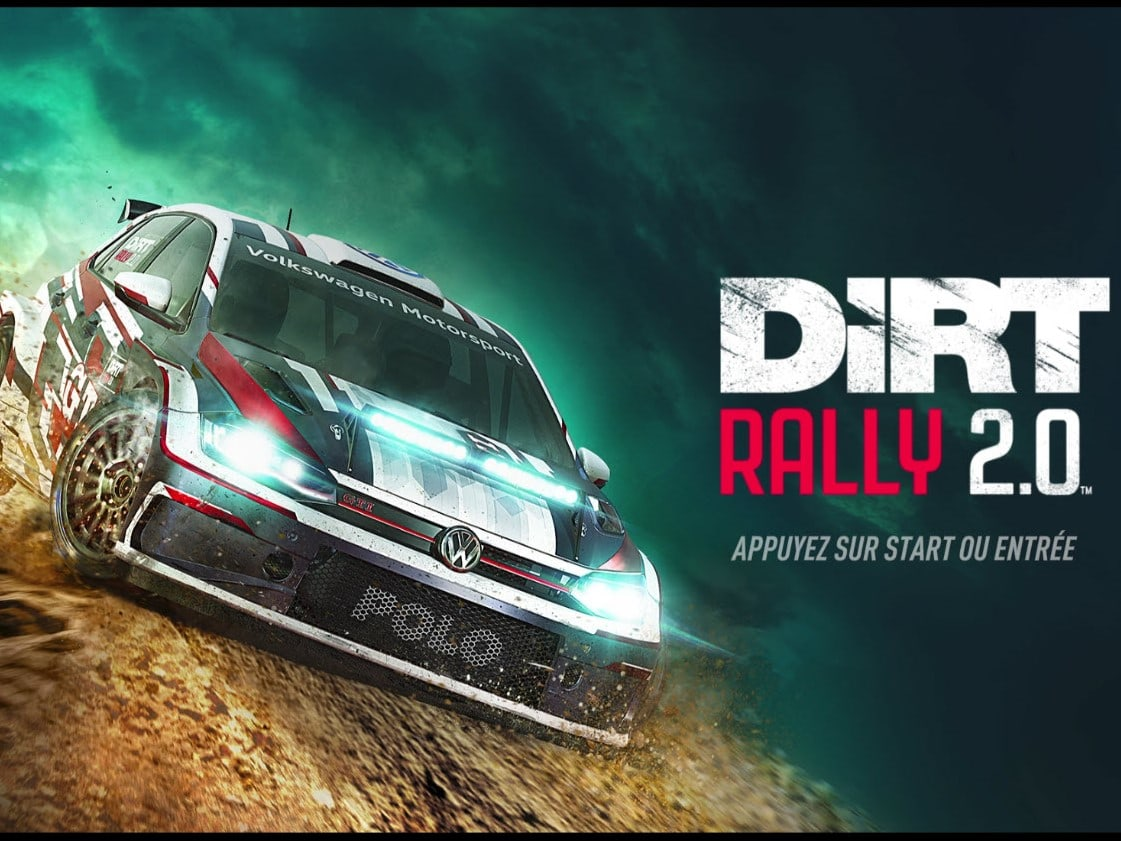 Test DiRT Rally 2.0 :  L'or brille même dans la boue
