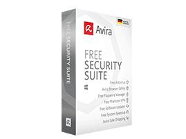 Test antivirus gratuit 2019 : Avira Free Security Suite