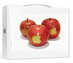 Apple lance sa pomme officielle, en vente dans les Apple Store