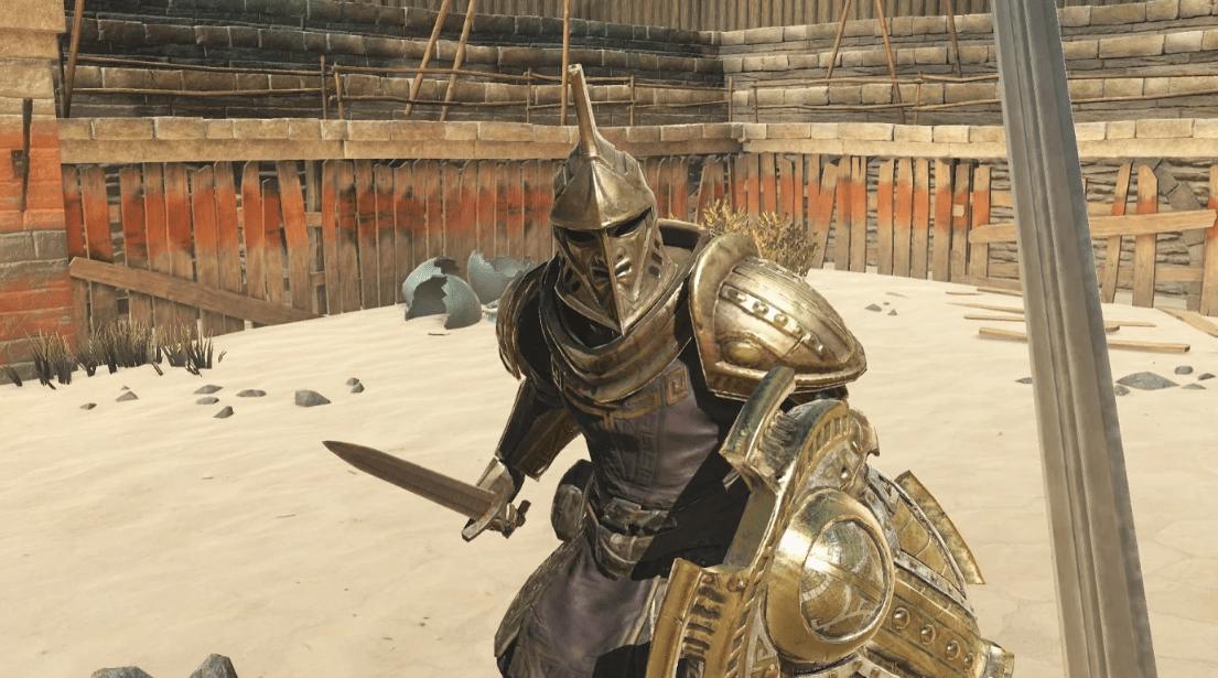 The Elder Scrolls : Blades disponible au téléchargement
