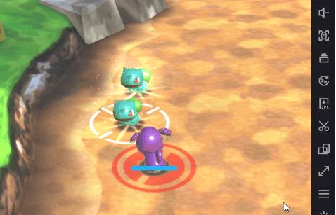 Jouez à Pokemon Rumble Rush sur PC ou Mac