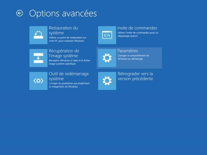 Voici la solution au problème de restauration de Windows 10 ne fonctionnant plus après une mise à jour