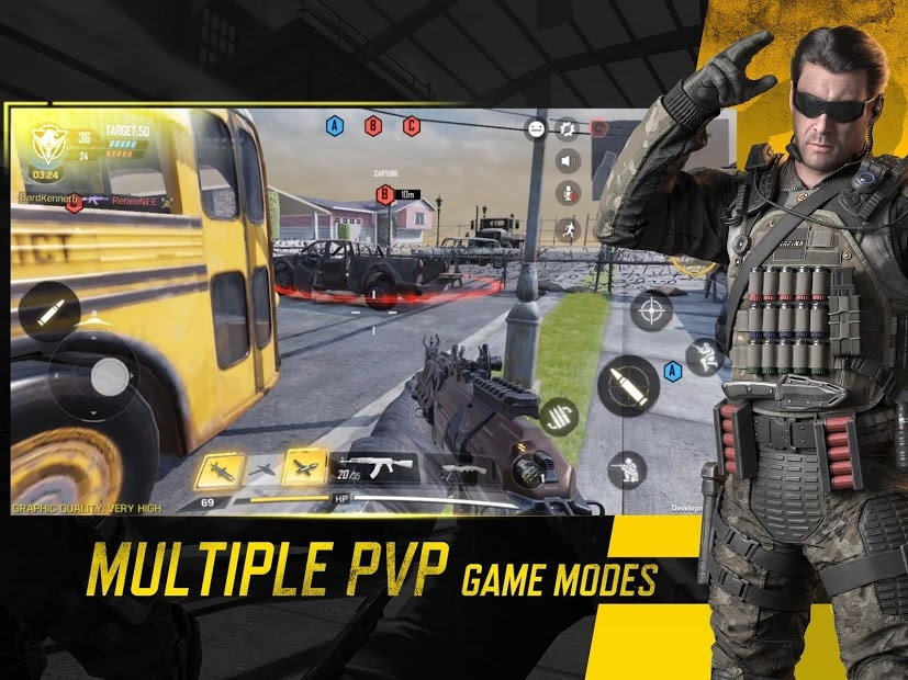 Quel VPN utiliser pour jouer à Call Of Duty Mobile en dehors de l'Australie ?