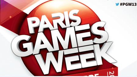Ouverture de la Paris Games Week 2013