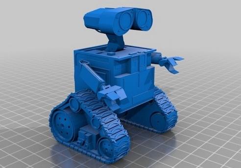 Imprimantes 3D: les logiciels de création de modèles d'objets
