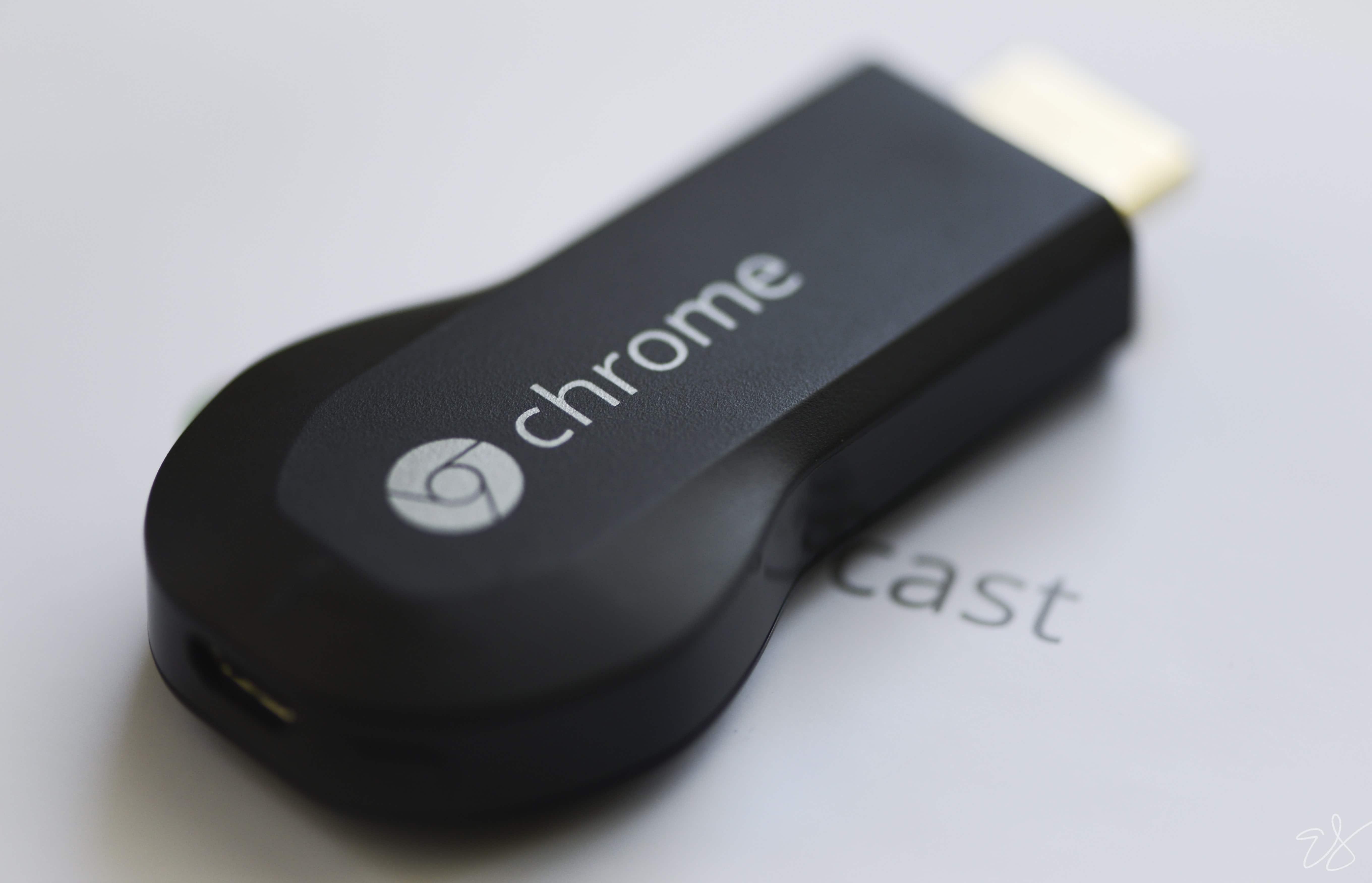 Chromecast : la clé USB pour profiter du Web sur sa télé