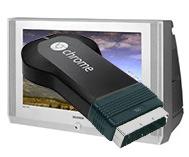 Google lance une Chromecast Péritel