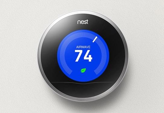 Nest: Ce thermostat intelligent qui va conquérir l'Europe