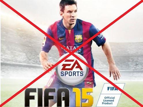Pourquoi ne pas acheter FIFA 15 demain ?