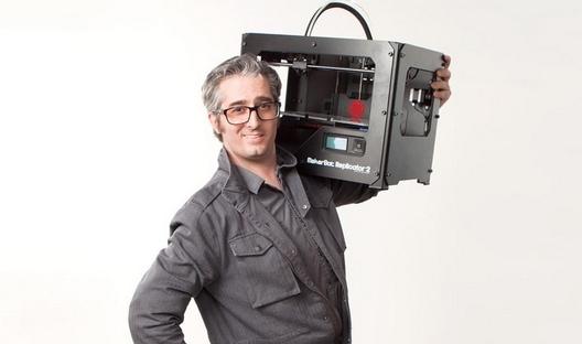 La première imprimante 3D imprimable en 3D est sortie