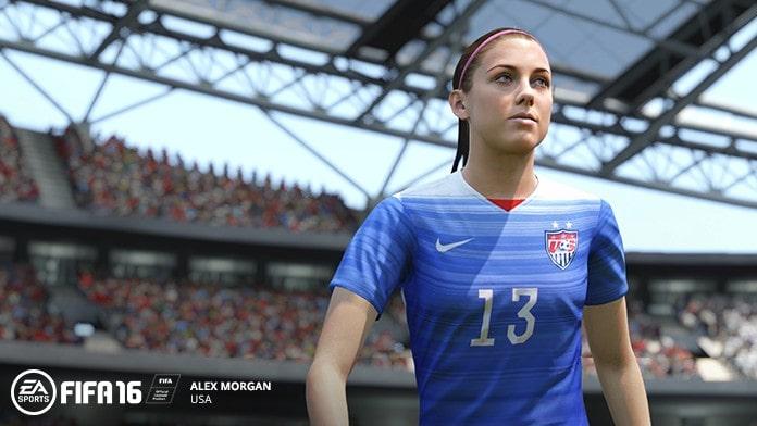 Pourquoi les filles doivent-elles se mettre à FIFA cette année ?