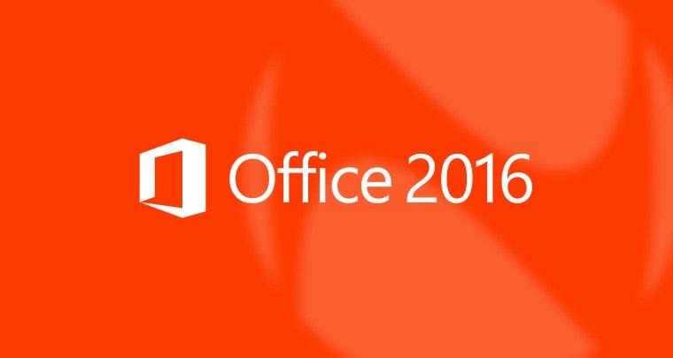 Office 2016 : Pourquoi installer la nouvelle version ?