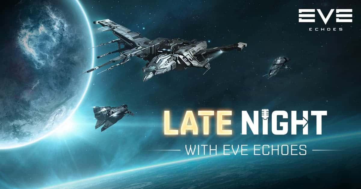 Le jeu EVE Echoes de NetEase est reporté à cause du  COVID-19
