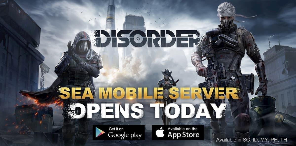 Télécharger Disorder : le clone d'Apex Legends est enfin disponible...