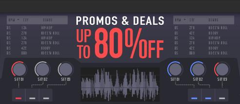 Bon Plan : jusqu'à -80% de réduction sur les logiciels musicaux chez Thomann