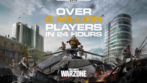 Call of Duty Warzone est-il prévu sur mobile ou Switch?