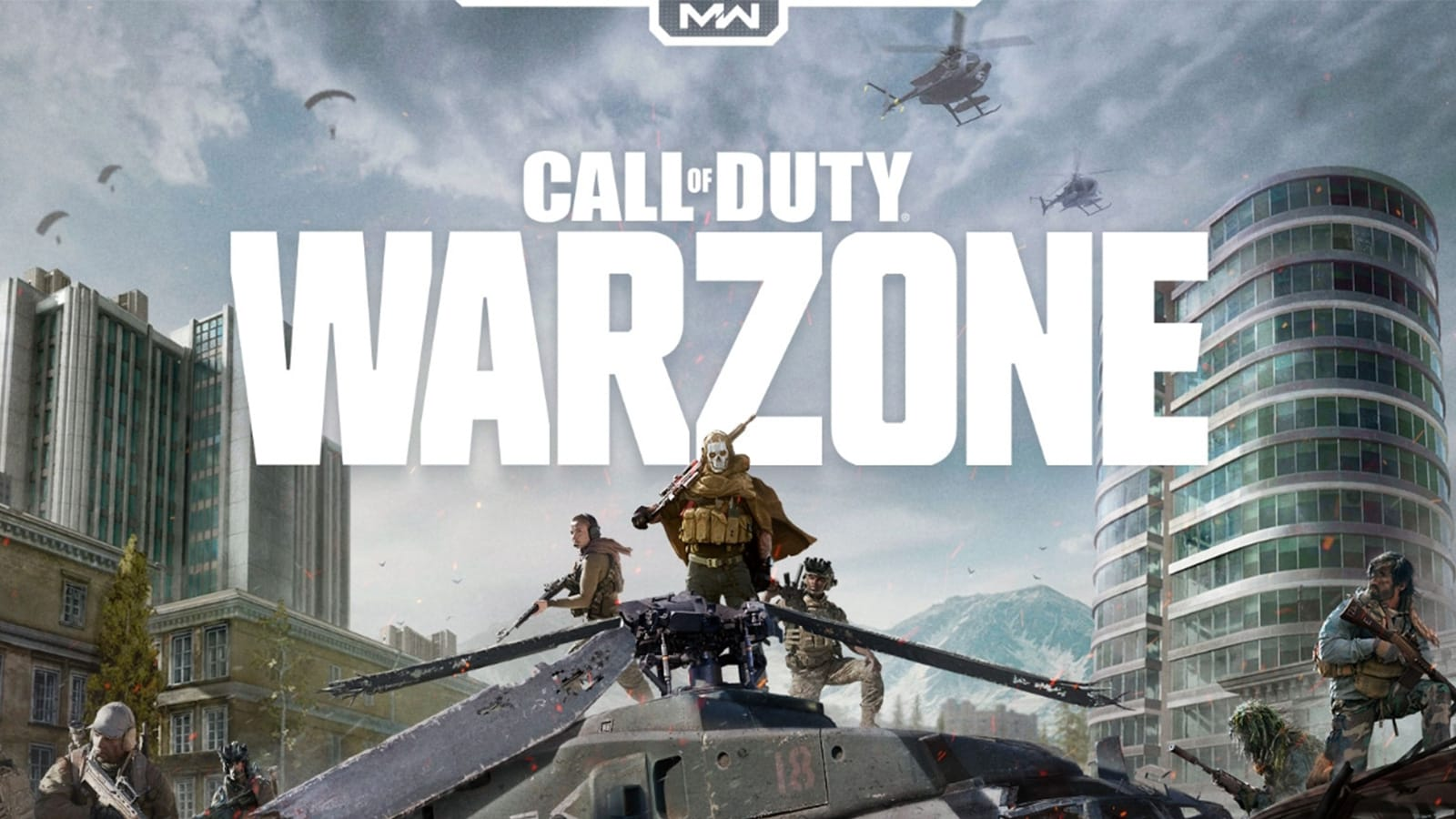 Il est possible de jouer à Call of Duty : Modern Warfare - Warzone sur Mac