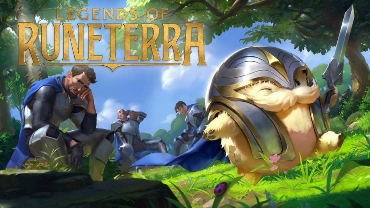 Legends of Runeterra est disponible : comment le télécharger ?