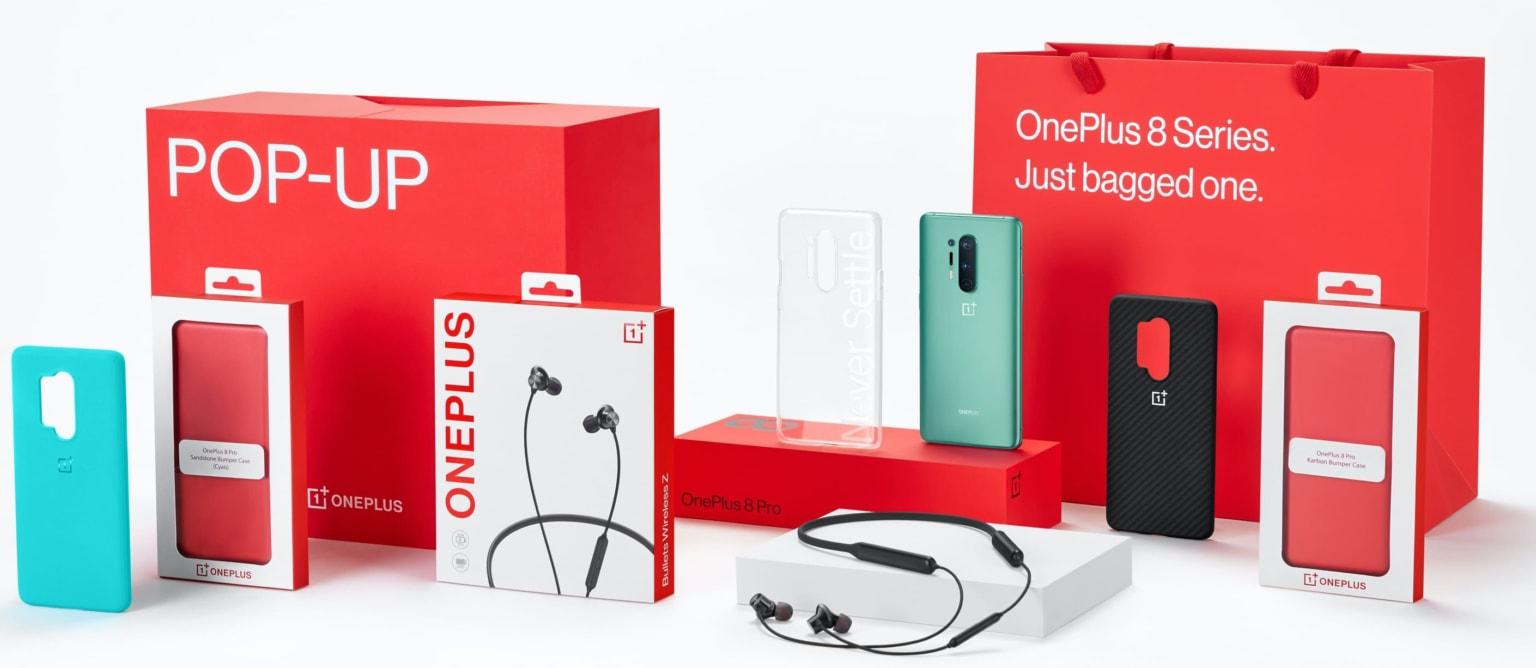 Où acheter le OnePlus 8 et le OnePlus 8 Pro au meilleur prix ?