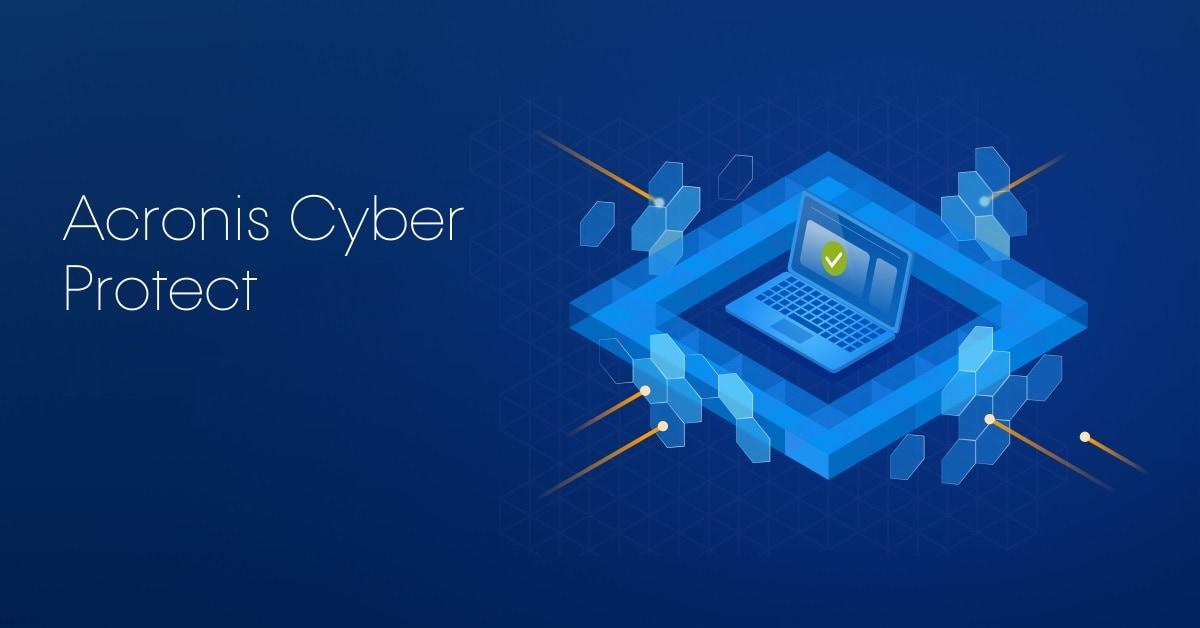 Acronis lance Cyber Protect Cloud une solution de sécurité adaptée au télétravail