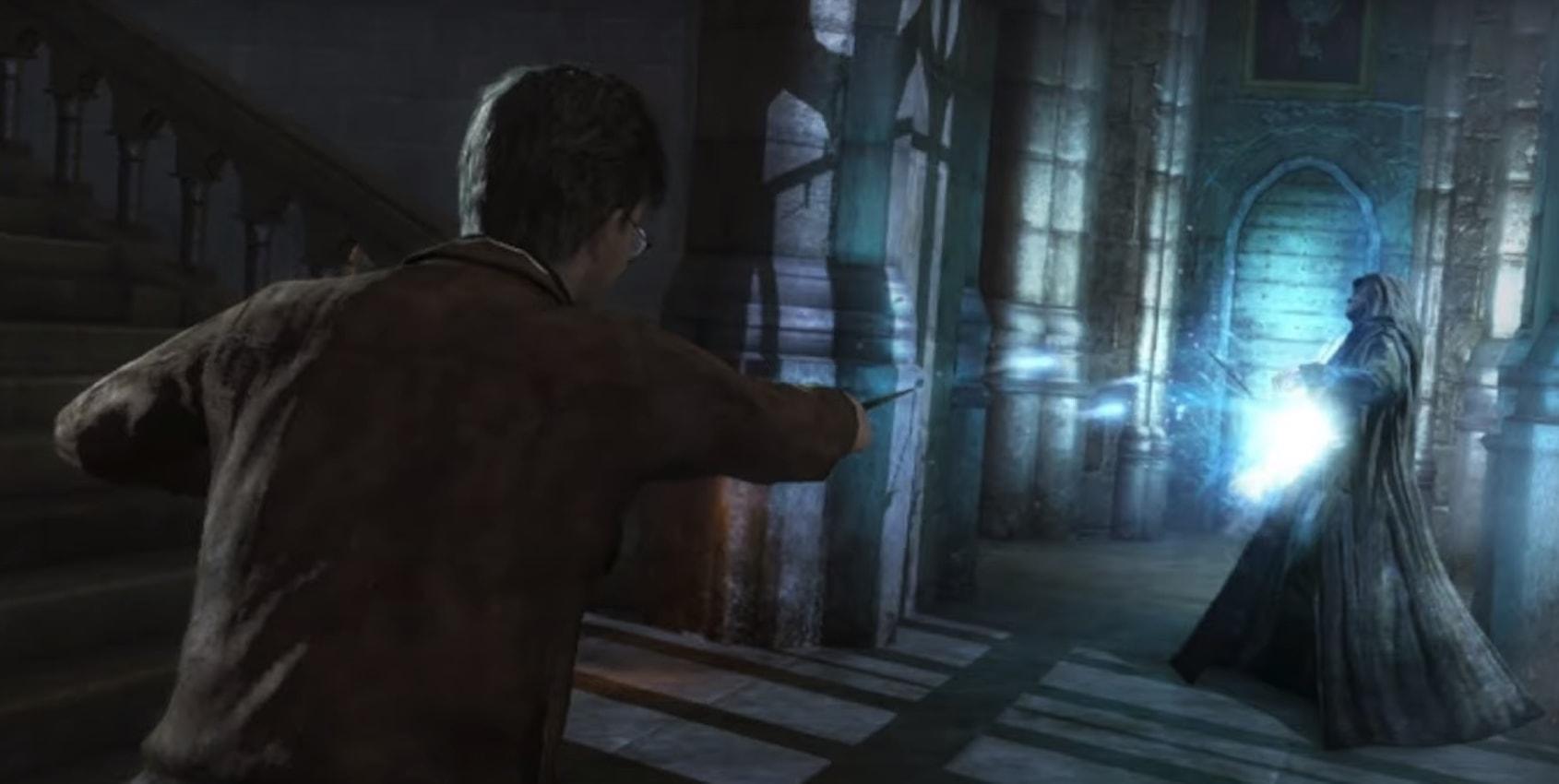 Les futurs jeux vidéo Harry Potter sur la sellette?