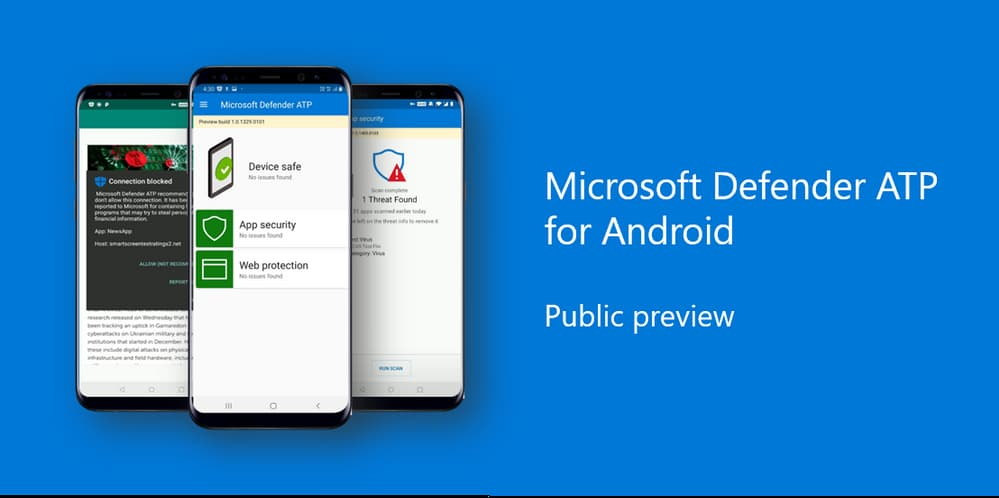MAJ : Microsoft dévoile son antivirus pour Android