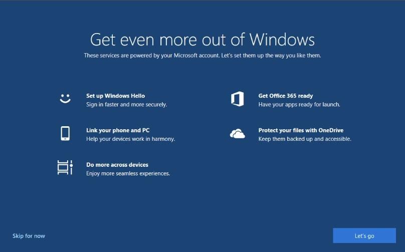 Comment supprimer la fenêtre publicitaire de Windows 10 au démarrage ?