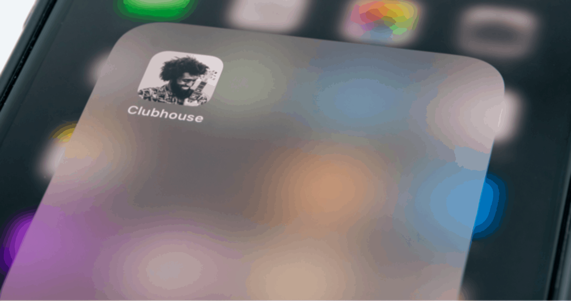 Comment accéder à l'application Clubhouse ?