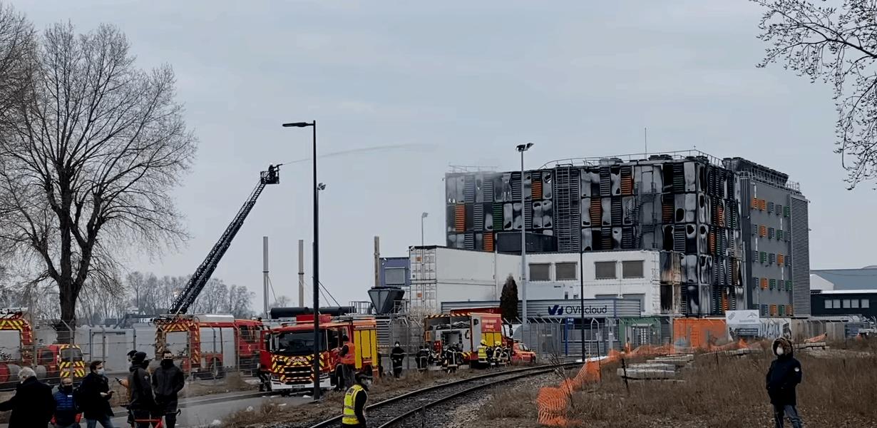 OVH : incendies à Strasbourg et conséquences sur vos obligations légales