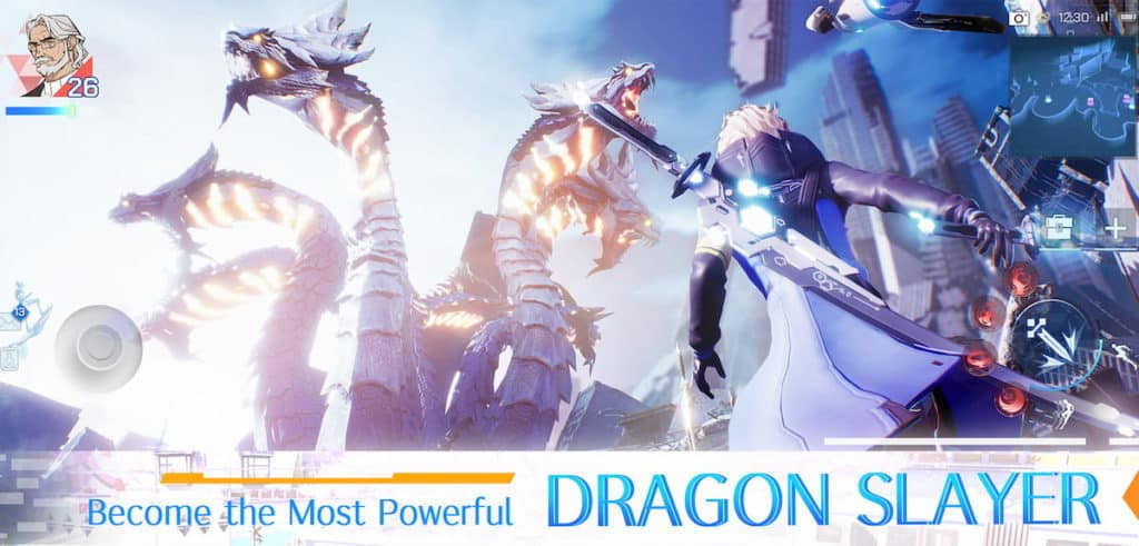 Dragon slayer Dragon Raja