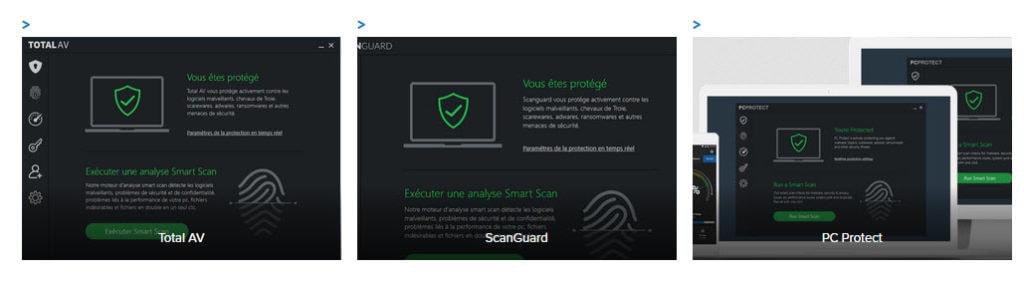 Total AV Scanguard PCprotect