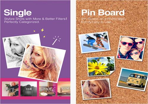 Capture d'écran Photo Grid – Video & Collage Maker iOS
