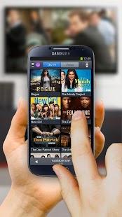 Capture d'écran Samsung WatchON™ (On TV)