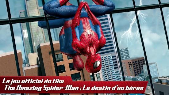 Capture d'écran The Amazing Spider-Man 2