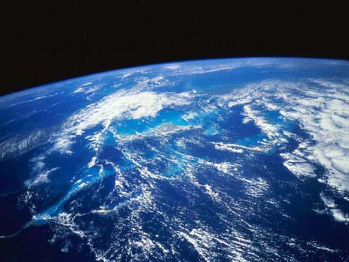 Capture d'écran Picture of Earth Screensaver