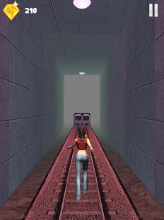 Capture d'écran Subway Jumper Girl