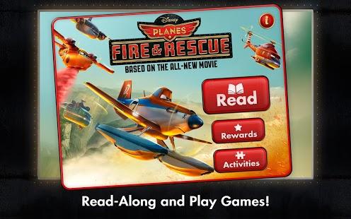 Capture d'écran Planes: Fire