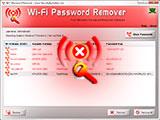 Capture d'écran Wifi password remover