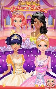 Capture d'écran Princess Salon 2