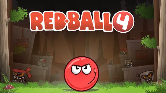 Capture d'écran Red Ball 4