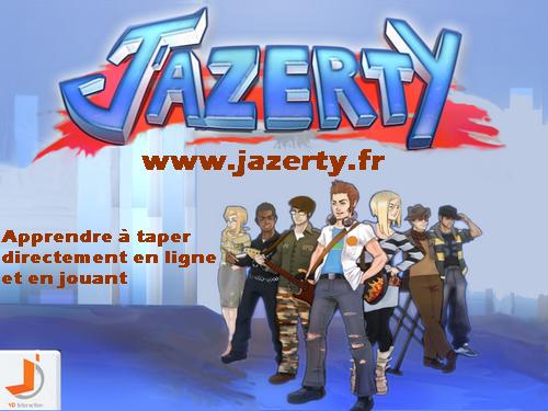 Capture d'écran J'azerty