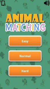 Capture d'écran Animal Matching for Toddlers